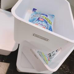 ライオン 業務用 トイレルック 450ml 本体 ( 尿石も落ちるトイレ用洗浄剤 )   ライオン(トイレ洗剤)を使ったクチコミ「☑︎toilet cleanser ☑︎…」(1枚目)