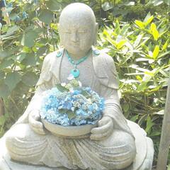 あじさい/明月院/風景/旅行/旅 こちらの写真は6月に鎌倉へ旅行に行った時…(4枚目)