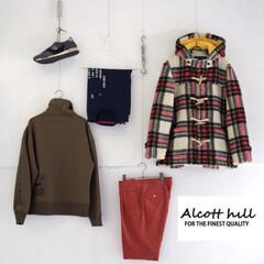 冬服/バレンタインデー/インテリア/壁掛け/サーフ系/メンズアイテム/... 爽やかなデザインが印象的な ALCOTT…