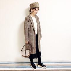 ファッション/おすすめアイテム 🧸通勤コーデ🧸 ラティスで購入した帽子。…(2枚目)