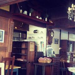 古民家/カフェ/おでかけ/暮らし 古民家カフェです。 ノスタルジックな雰囲…