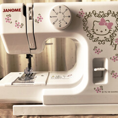 ミシン/ハンドメイド/おすすめアイテム/暮らし 手芸が楽しくなっちゃって手縫いでチクチク…