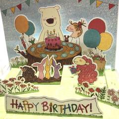 ありがとう/感謝/誕生日 今日、また1つ歳を重ねました😁 歳をとる…