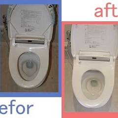 清掃/トイレ/お手洗い/クリーニング/ハウスクリーニング/簡単/... ちょっとした清掃、簡単なクリーニングを地…