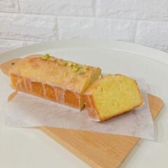 グラスオシトロン/おウチカフェ/ケーキ作り/手作りお菓子/レモンケーキ/ウイークエンドシトロン ずっと作ってみたかったレモンケーキ『ウ…