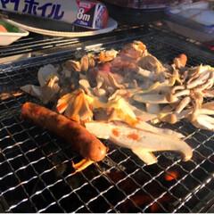 グリル/野菜/肉/BBQ/秋/グルメ/... BBQに良い時期になってきました🍖🥦🍅 …(3枚目)