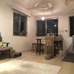 pointno38/照明器具/オシャレ/ルームライト/ダイニング/ナチュラル/... 我が家のダイニングの照明💡  去年引越し…(1枚目)