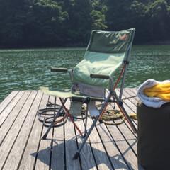 アウトドア好き/キャンプ好き/山/山登り/湖畔/湖/... これは相模湖だったかな〜🧐 湖畔のバンガ…(3枚目)