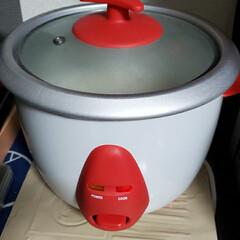オモチャ/ご飯/UFOキャッチャー景品/キッチン雑貨 景品の炊飯器でお米を炊いてみました。  …