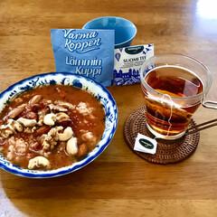フィンランドのお土産/インスタント食品/ランチタイム 🇫🇮のお土産の定番らしい インスタントカ…