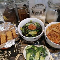 うちの定番料理 麹菌(塩麹、醤油麹、甘酒) からの〜腸活…