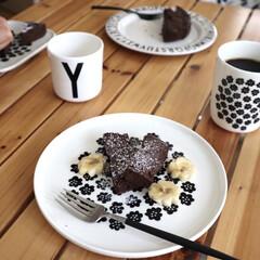メラミンコップ メラミン 食器 コップ カップ 子供 こども キッズ DESIGN LETTERS デザインレターズ メラミンカップ | Design Letters(コップ)を使ったクチコミ「レンチンレシピの豆腐とチョコのチョコケー…」