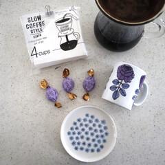 KINTO コーヒーカラフェセット SCS-04-CC 600ml 27621 | キントー(ナプキン)を使ったクチコミ「コーヒーとゴディバのチョコ🍫☕️ チョコ…」