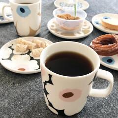 マリメッコ/コンビニスイーツ/わらび餅/おうちカフェ/セブンイレブン セブンイレブンのお菓子いろいろ食べ比べ😋…