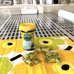 メラミンコップ メラミン 食器 コップ カップ 子供 こども キッズ DESIGN LETTERS デザインレターズ メラミンカップ | Design Letters(コップ)を使ったクチコミ「おやつ◷ マウントレーニアの柚子のカフェ…」