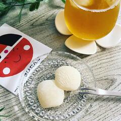 イッタラ iittala カステヘルミ ライトブルー 5863 プレート 17cm | イッタラ(皿)を使ったクチコミ「実家の母から しばらく食べてないでしょ?…」