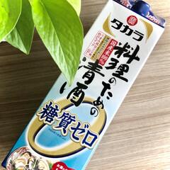 ポトス・エンジョイ(観葉植物)を使ったクチコミ「夫婦で糖質制限しています🥰 調味料も糖質…」