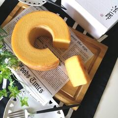 クチポール GOA デザート6点セット | クチポール(その他キッチン、台所用品)を使ったクチコミ「.。*♡バームクーヘン♡*。.  大好き…」