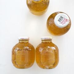 暮らし/おうちで過ごそう/おうち時間/マルティネリ/リメイク/空瓶リメイク/... マルティネリ アップル ジュース♡ ころ…