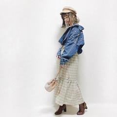 ファッション/おすすめアイテム #レフアコーデ  気になっていた #カジ…(2枚目)