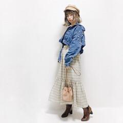 ファッション/おすすめアイテム #レフアコーデ  気になっていた #カジ…(1枚目)