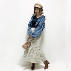 ファッション/おすすめアイテム #レフアコーデ  気になっていた #カジ…(3枚目)