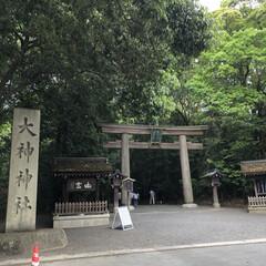 「奈良県桜井市三輪 三輪大神神社に行って来…」(1枚目)