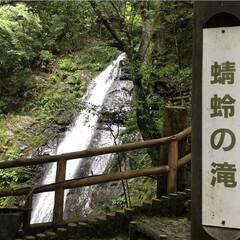 「奈良県川上村 蜻蛉の滝に行って来た🚗³₃…」(2枚目)
