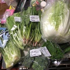 タコ飯/お魚屋さん/野菜 たっぷりお野菜買ってきました。 そして今…(2枚目)