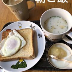 空/朝ご飯/めん/くろ/猫/にこ/... おはようございます。今朝は何だか眠くて1…(2枚目)