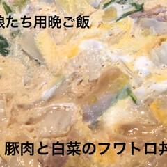 晩ご飯/おうちごはん/節約/簡単 連投すみません💦 晩ご飯お野菜たくさん食…(3枚目)