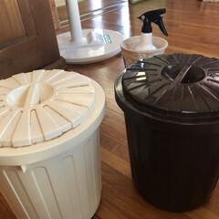 ゴミ箱 用途に合わせてゴミ箱を揃えてます。 基本…(4枚目)