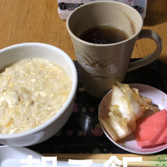 朝ご飯/空/ストーブ/くろ/にこ/黒猫/... おはようございます☀ 今朝は少し寒さまし…(2枚目)