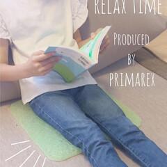 プリマレックス3Dクッション/リラックス/快適/快適な暮らし/腰痛/ライフハック/... 『ふぁ〜〜😌新感覚の心地よさ〜〜』 お尻…