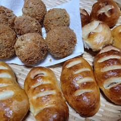 ラーメン/手作りパン/リミとも部/リミとも1期生/おうちごはん/あさごはん/... 今日のおひるごはんのラーメンと あさごは…(2枚目)