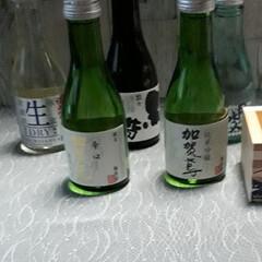 息子からプレゼント/日本酒/父の日プレゼント 息子くんから1日遅れの父の日プレゼント🎁…(3枚目)