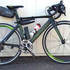 息子/自転車/GW 息子が自転車で帰省した。150km近くを…