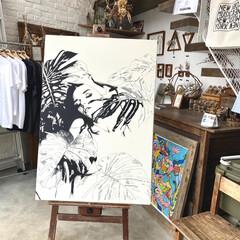 アート/ギャラリー/季節インテリア/雑貨/おしゃれ/暮らし/... 今週も元気にギャラリーandショップop…