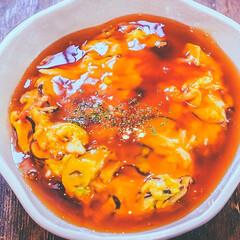 簡単料理/簡単ごはん/今日のごはん/夜ご飯/お昼ごはん/中華料理/... 「家にあるもので簡単!ふわとろ かに玉」…