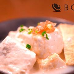 おうちごはん/和食レシピ/温泉豆腐/家族ごはん/おうち居酒屋/低温調理/... 「究極の昆布だしで作る、とろとろ温泉豆腐…