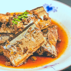 おうちごはん/おうち居酒屋/さんま/さんまレシピ/さんま料理/魚料理/... 低温調理でほろほろと骨は柔らか、旨みも栄…
