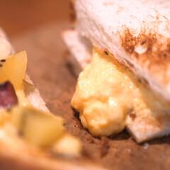 手作りおやつ/手作りスイーツ/おかし作り/簡単おやつ/自家製おやつ/カスタードクリーム/...  「濃厚ふわふわ カスタードクリーム」 …