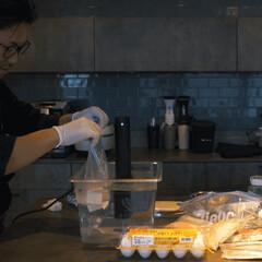 おうちごはん/キッチン/キッチン家電/家電/キッチングッズ/つくりおき/... 炭水化物ばかりの食事を抜け出して、簡単お…