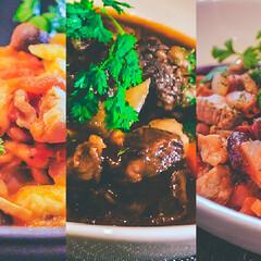 おうちごはん/簡単レシピ/簡単ごはん/夜ご飯/ランチ/お昼ごはん/... 「濃厚コクうま、シチュー系レシピ」人気ラ…