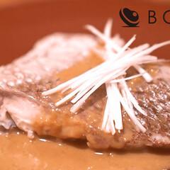 おうちごはん/魚料理/魚レシピ/簡単主菜/鯛レシピ/鯛料理/... 「蒸し鯛のごまだれ風味」  低温調理で旨…