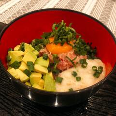 丼物/夜ごはん/おうちごはん/暮らし/うちの定番料理 今日は1週間の食材と日用品の買い物DAY…