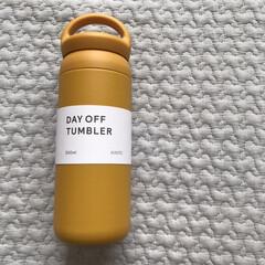 水筒 プレイタンブラー KINTO キントー 300ml キッズ タンブラー ストロー 保冷 ベビー ステンレスボトル かわいい おしゃれ ハンドル | キントー(子ども用水筒)を使ったクチコミ「遠くに住む友達が、開業祝いにと 送ってく…」