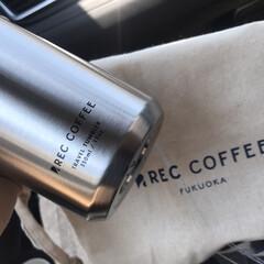 コーヒー/水筒/タンブラー/暮らし/節約 マイタンブラーを新調🧡 ずっと欲しかった…