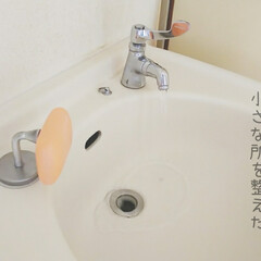 ダルトン ソープホルダー マグネットソープホルダー Magnetic soap holder 石鹸台 石鹸置き ダルトン DULTON CH12-H463 固形石けん専用   DULTON(せっけん)を使ったクチコミ「暮らしの小さな所に目を向けて 団地の小さ…」
