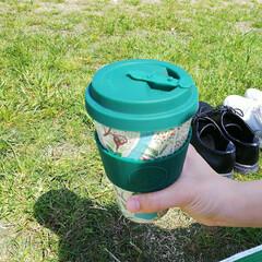 暮らしを楽しむ/暮らし/ゼロウェイスト/プラスチックフリー/環境に優しい/エコカップ/... おでかけとエコ  お出かけするときの持ち…
